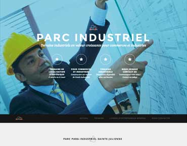 Project Parc industriel Sainte-Julienne